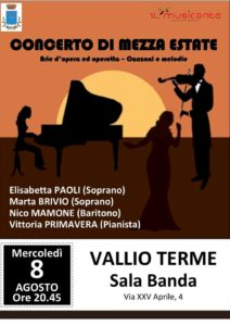 Concerto di mezza estate